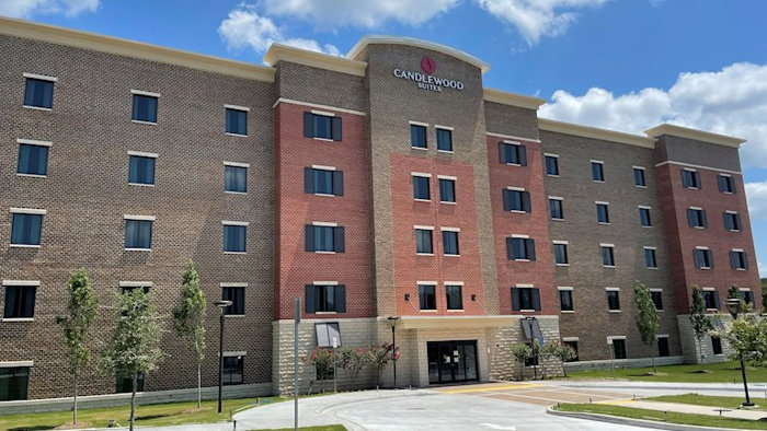Candlewood Suites on Fort Jackson - Exterior