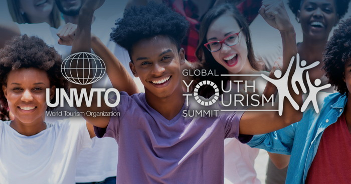 Global Youth Tourism Summit banner