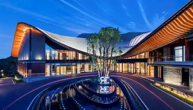 Radisson Collection Resort Nanjing - Exterior
