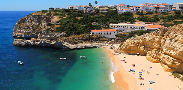 Unnamed beach destination in Portugal - Source SiteMinder