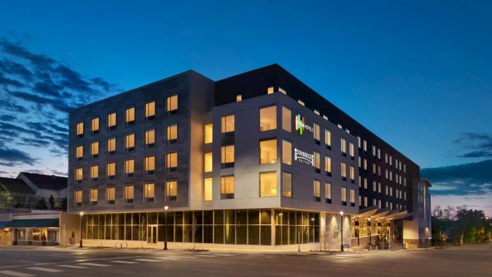 EVEN Hotel and Staybridge Suites Rochester - St. Mary's Area - Exterior