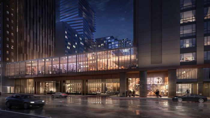 Park Hyatt Toronto - Exterior
