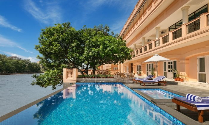 Pilibhit House, an IHCL Seleqtions Hotel - Pool