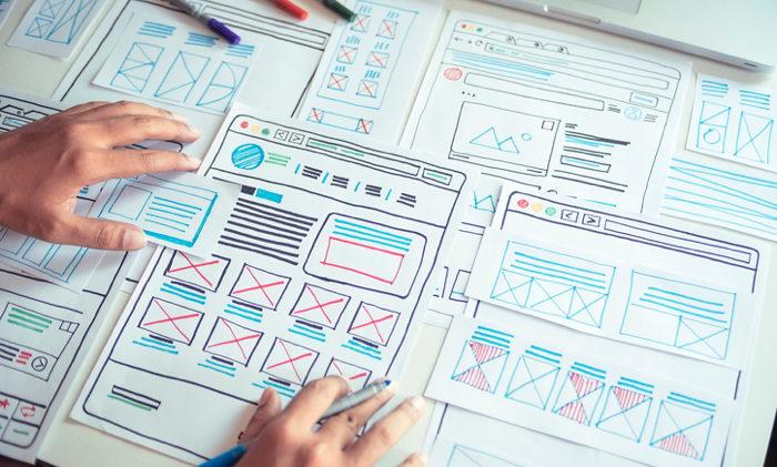 website design schema - Source TravelBoom Marketing