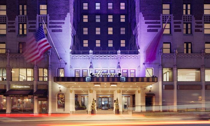 The Lexington Hotel, Autograph Collection by Marriott - Entrance