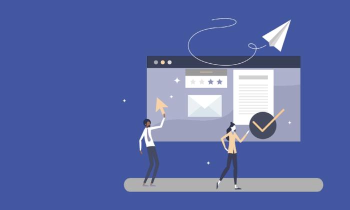 Illustration - email concept - Source Cendyn