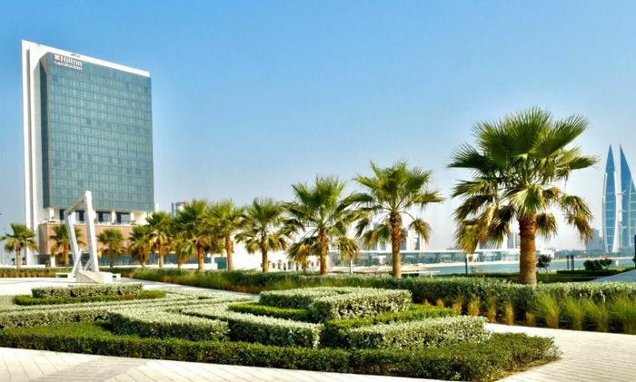 Hilton Garden Inn Bahrain Bay - Exterior