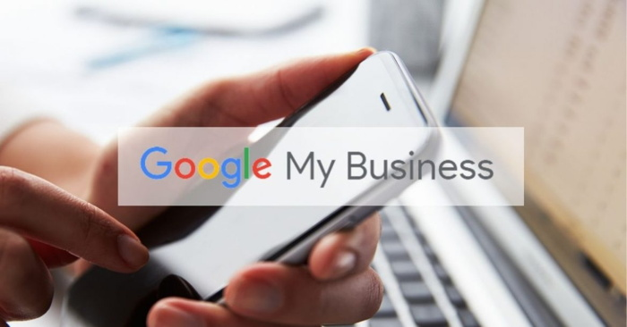 Google My Business logo - Source STAAH