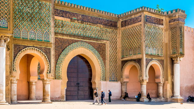 Unnamed Middle Eastern destination - Source UNWTO