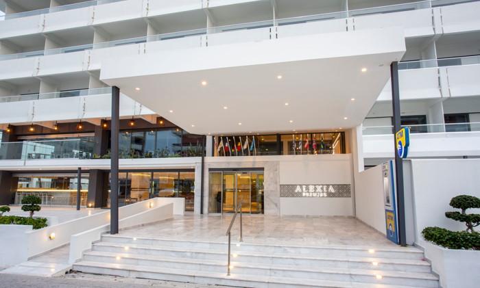 Mercure Rhodes Alexia Hotel - Entrance