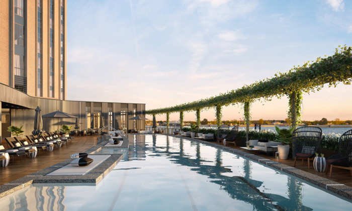 Four Seasons Hotel and Private Residences New Orleans - Pool