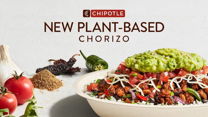 Chipotle Plant-Based Chorizo