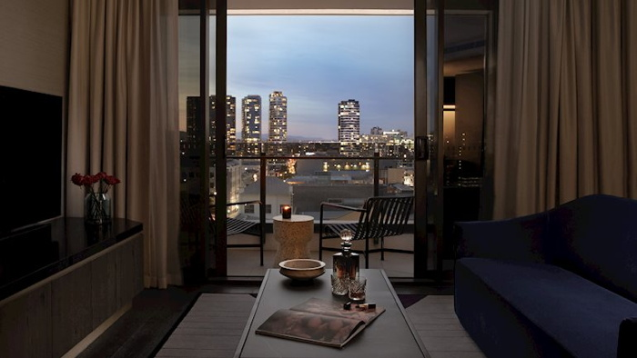 Hotel X, Brisbane, Australia - Guestroom