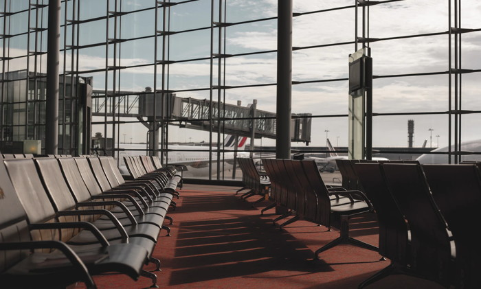 An airport terminal - Unsplash