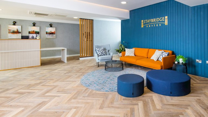 Staybridge Suites Cardiff - Lobby