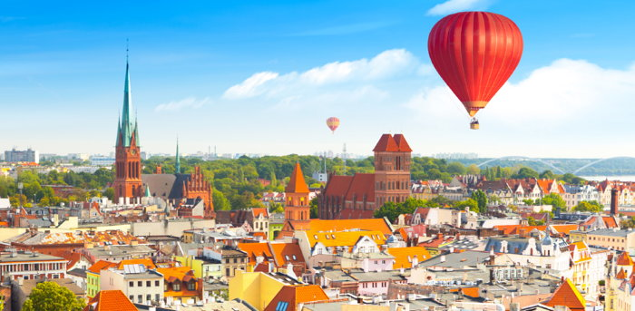 Report cover - Horwath HTL Report - Poland: Hotel Market