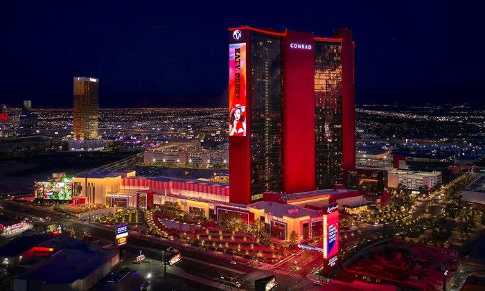 Resorts World Las Vegas – Exterior