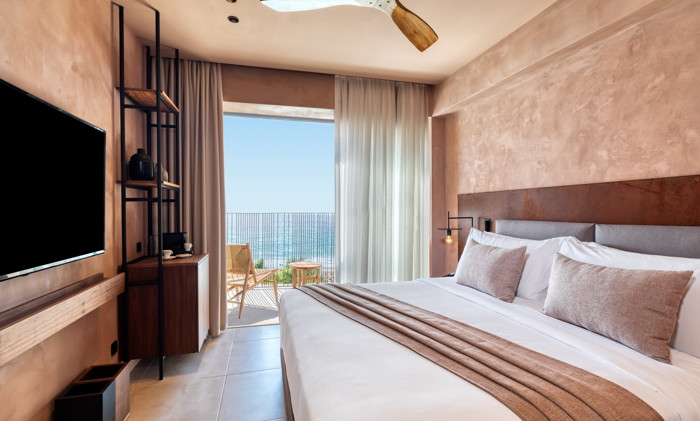 Guestroom at the Domes of Corfu, Autograph Collection