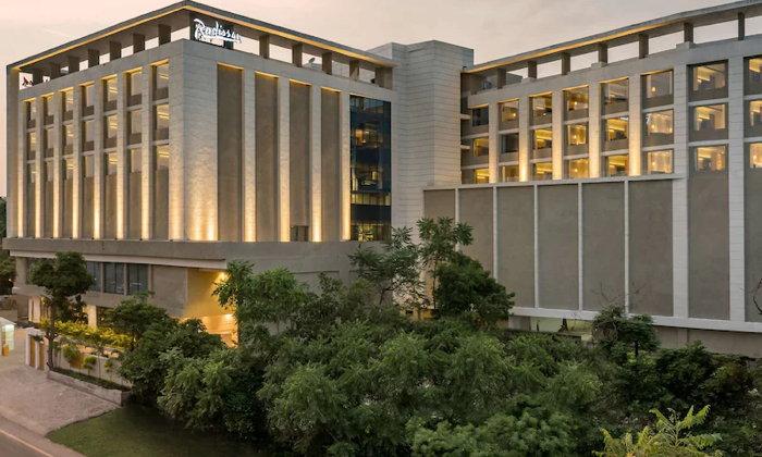 Radisson Bhopal Hotel - Exterior