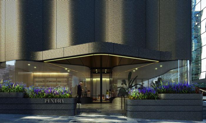 Pendry Manhattan West Hotel - Entrance