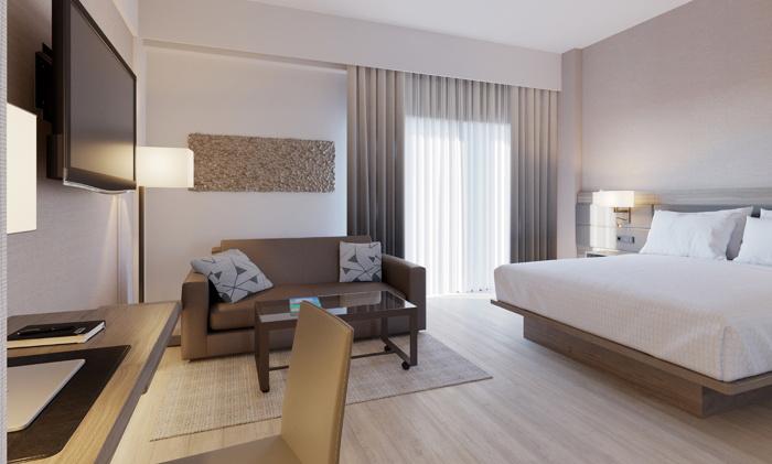 Habitación en el AC Hotel by Marriott Punta Cana