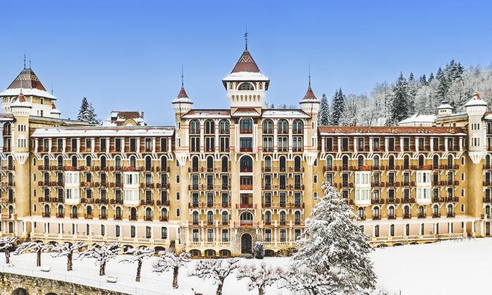 Escuela Suiza de Gestión Hotelera - Exterior