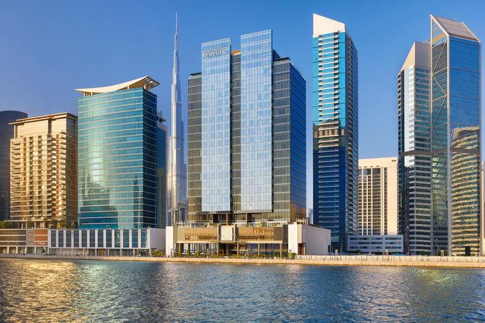 The St. Regis Downtown, Dubái - Exterior