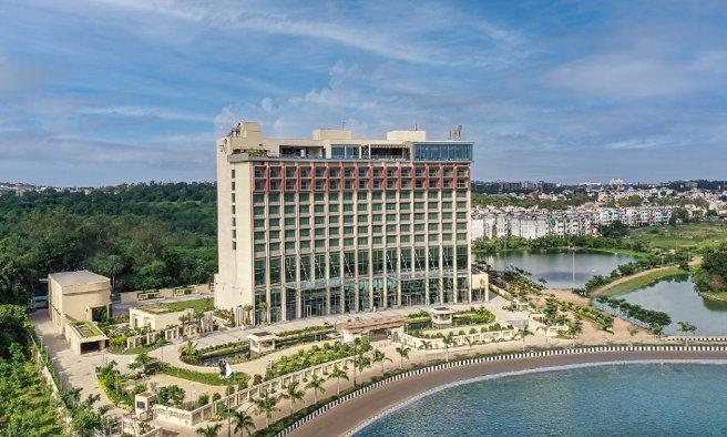 Taj Lakefront Bhopal Hotel - Exterior