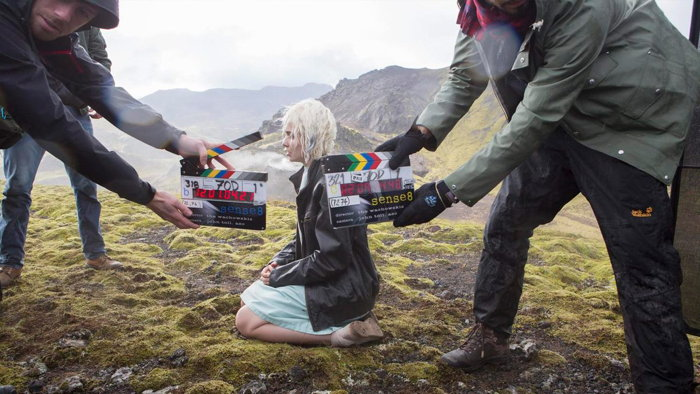 A movie production in an unnamed location - Source UNWTO