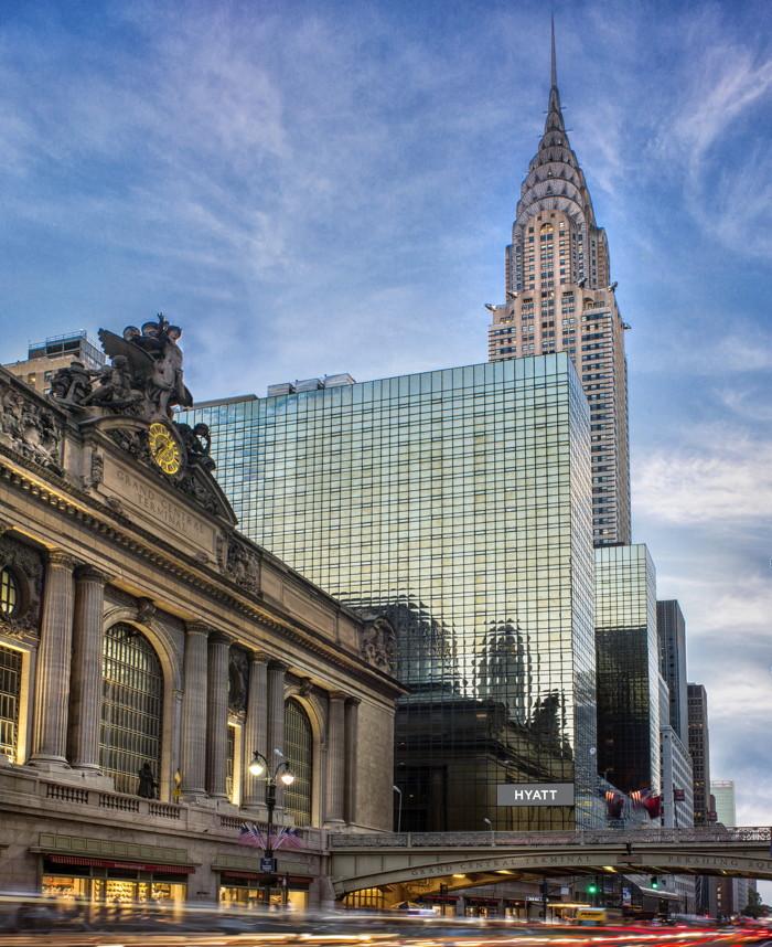 Hyatt Grand Central New York - Exterior