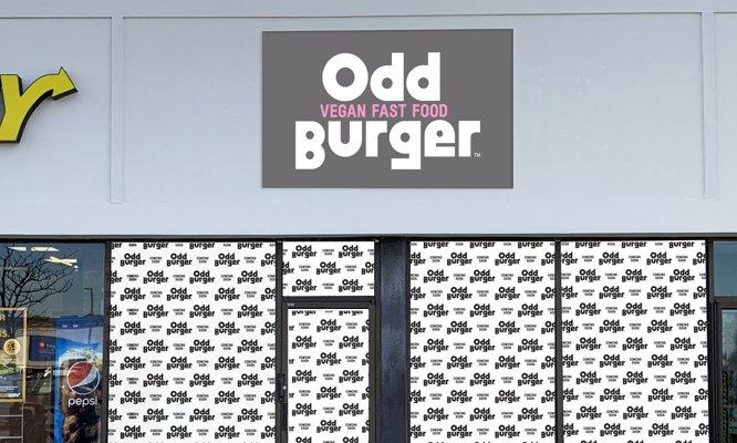 Odd Burger Vegan Fast Food, 920 Upper Wentworth Street Unit 5, Hamilton ON