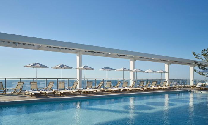 Asbury Ocean Club Hotel, Nueva Jersey - piscina